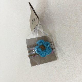 <img class='new_mark_img1' src='//img.shop-pro.jp/img/new/icons14.gif' style='border:none;display:inline;margin:0px;padding:0px;width:auto;' />Numero74「Flower Bracelet (Blue)」