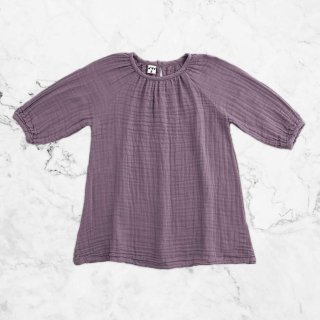 Numero74「Nina Dress (Dusty Lilac) 1-2Y」