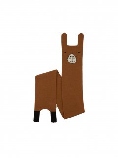 <img class='new_mark_img1' src='//img.shop-pro.jp/img/new/icons23.gif' style='border:none;display:inline;margin:0px;padding:0px;width:auto;' />【40%OFF】tinycottons「llama knit scarf(brown/beige/black)」2017-AW