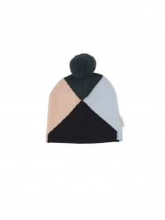 <img class='new_mark_img1' src='//img.shop-pro.jp/img/new/icons23.gif' style='border:none;display:inline;margin:0px;padding:0px;width:auto;' />【40%OFF】tinycottons「geometric beanie(navy / light blue / nude / dark green) 」2017-AW