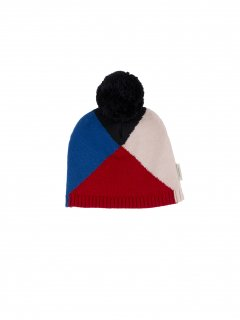 <img class='new_mark_img1' src='//img.shop-pro.jp/img/new/icons23.gif' style='border:none;display:inline;margin:0px;padding:0px;width:auto;' />【40%OFF】tinycottons「geometric beanie(nude / light pink / blue / dark navy / red) 」2017-AW