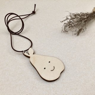 <img class='new_mark_img1' src='//img.shop-pro.jp/img/new/icons23.gif' style='border:none;display:inline;margin:0px;padding:0px;width:auto;' />【30%OFF】MIKANU「PEAR NECKLACE」