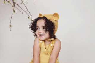 Briar Handmade「Honey Bear 6m-12m-18m-24m-4y」