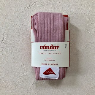 condor「Rib Tights (col526) 0,2,4」