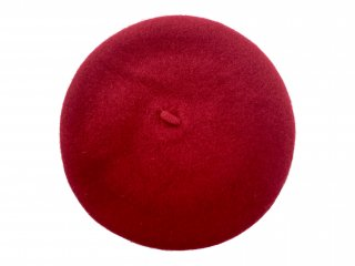 <img class='new_mark_img1' src='//img.shop-pro.jp/img/new/icons14.gif' style='border:none;display:inline;margin:0px;padding:0px;width:auto;' />Little Cotton Clothes「Wool Beret (Cherry)」2018-AW