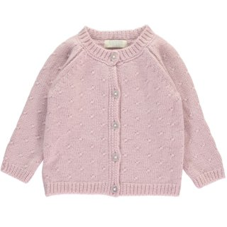 <img class='new_mark_img1' src='//img.shop-pro.jp/img/new/icons23.gif' style='border:none;display:inline;margin:0px;padding:0px;width:auto;' />【40%OFF】Olivier「Rose Cashmere Cardigan (Dusty Rose) 2y-3y」2018-AW