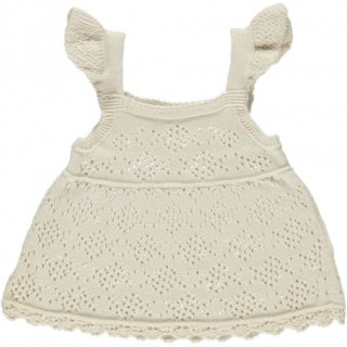 <img class='new_mark_img1' src='//img.shop-pro.jp/img/new/icons14.gif' style='border:none;display:inline;margin:0px;padding:0px;width:auto;' />bebe organic「Isabel Knitted Top (Ecru) 9m 12m 18m」2019-SS