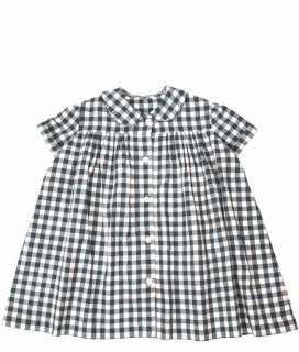 <img class='new_mark_img1' src='//img.shop-pro.jp/img/new/icons14.gif' style='border:none;display:inline;margin:0px;padding:0px;width:auto;' />Little Cotton Clothes「Ida Dress (Blue Gingham) 18m-2y-3y-4y」2019-SS