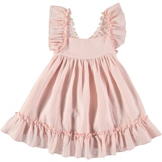 <img class='new_mark_img1' src='//img.shop-pro.jp/img/new/icons14.gif' style='border:none;display:inline;margin:0px;padding:0px;width:auto;' />liilu「pinafore dress (pale pink) 1y-2y-4y」 2019-SS