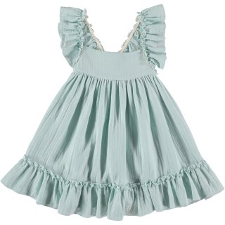 <img class='new_mark_img1' src='//img.shop-pro.jp/img/new/icons14.gif' style='border:none;display:inline;margin:0px;padding:0px;width:auto;' />liilu「pinafore dress (mint) 1y-2y-4y」 2019-SS