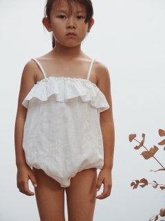 <img class='new_mark_img1' src='//img.shop-pro.jp/img/new/icons14.gif' style='border:none;display:inline;margin:0px;padding:0px;width:auto;' />liilu「swimsuit kids (off white) 1y-2y」 2019-SS