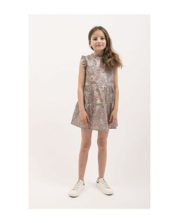 <img class='new_mark_img1' src='//img.shop-pro.jp/img/new/icons23.gif' style='border:none;display:inline;margin:0px;padding:0px;width:auto;' />【30%OFF】Christina Rohde「Dress No. 125 Fabric 13  3y」2019-SS