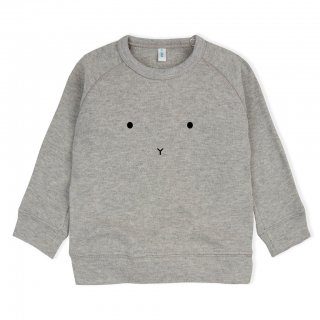 【LAST ONE ONLY 2-3y】organic zoo「Grey BUNNY Jersey」