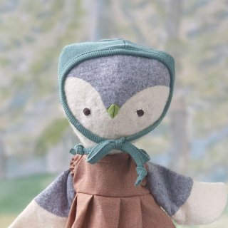 HAZEL VILLAGE「Bonnets for dolls - Twilight Blue」