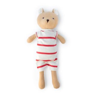 <img class='new_mark_img1' src='//img.shop-pro.jp/img/new/icons14.gif' style='border:none;display:inline;margin:0px;padding:0px;width:auto;' />HAZEL VILLAGE「Nicholas Bear in cozy lodge romper」