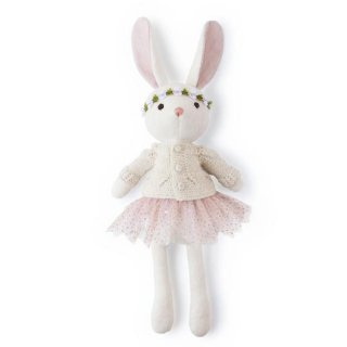 <img class='new_mark_img1' src='//img.shop-pro.jp/img/new/icons14.gif' style='border:none;display:inline;margin:0px;padding:0px;width:auto;' />HAZEL VILLAGE「Penelope Rabbit in sweater and tutu outfit」