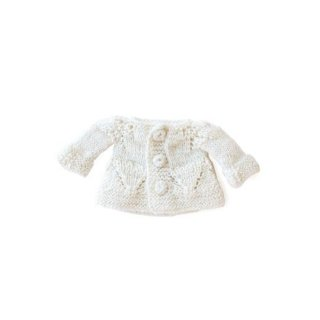 <img class='new_mark_img1' src='//img.shop-pro.jp/img/new/icons14.gif' style='border:none;display:inline;margin:0px;padding:0px;width:auto;' />HAZEL VILLAGE「Ivory Sweater for dolls」