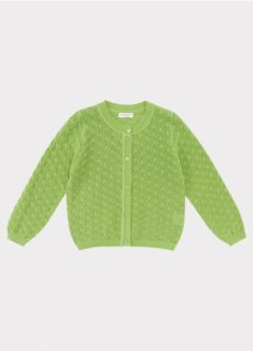 <img class='new_mark_img1' src='//img.shop-pro.jp/img/new/icons14.gif' style='border:none;display:inline;margin:0px;padding:0px;width:auto;' />HAPPYOLOGY「Agena Cardigan (Green)」