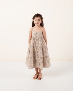<img class='new_mark_img1' src='//img.shop-pro.jp/img/new/icons14.gif' style='border:none;display:inline;margin:0px;padding:0px;width:auto;' />Rylee and Cru「flower field tiered maxi dress」2020-SS