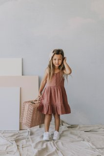 <img class='new_mark_img1' src='//img.shop-pro.jp/img/new/icons14.gif' style='border:none;display:inline;margin:0px;padding:0px;width:auto;' />Jamie Kay「Hazel Dress - Tuscany」 2020-ONE DAY IN BUDAPEST