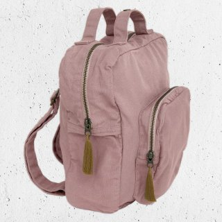 <img class='new_mark_img1' src='//img.shop-pro.jp/img/new/icons14.gif' style='border:none;display:inline;margin:0px;padding:0px;width:auto;' />Numero74「Backpack Canvas (Dusty Pink)」