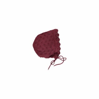<img class='new_mark_img1' src='//img.shop-pro.jp/img/new/icons14.gif' style='border:none;display:inline;margin:0px;padding:0px;width:auto;' />bebe organic「Anne Bonnet (Burgundy)」2020-AW