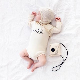 <img class='new_mark_img1' src='//img.shop-pro.jp/img/new/icons14.gif' style='border:none;display:inline;margin:0px;padding:0px;width:auto;' />organic zoo「Natural Milk Bodysuit」