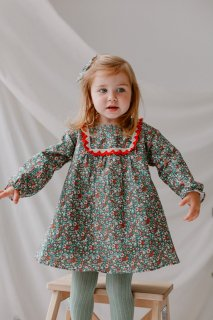 <img class='new_mark_img1' src='//img.shop-pro.jp/img/new/icons14.gif' style='border:none;display:inline;margin:0px;padding:0px;width:auto;' />HAPPYOLOGY「Belle Dress」2020-AW