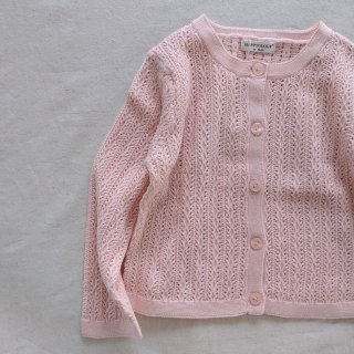 <img class='new_mark_img1' src='//img.shop-pro.jp/img/new/icons14.gif' style='border:none;display:inline;margin:0px;padding:0px;width:auto;' />HAPPYOLOGY「River Cardigan (Pink)」2020-AW