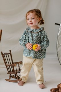 <img class='new_mark_img1' src='//img.shop-pro.jp/img/new/icons14.gif' style='border:none;display:inline;margin:0px;padding:0px;width:auto;' />HAPPYOLOGY「Kielo Baby Blouse」2020-AW