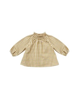 <img class='new_mark_img1' src='//img.shop-pro.jp/img/new/icons14.gif' style='border:none;display:inline;margin:0px;padding:0px;width:auto;' />Rylee and Cru「gingham audrey blouse」2020-AW