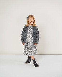 <img class='new_mark_img1' src='//img.shop-pro.jp/img/new/icons14.gif' style='border:none;display:inline;margin:0px;padding:0px;width:auto;' />Rylee and Cru「bobble cardigan (washed indigo)」2020-AW