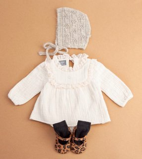 <img class='new_mark_img1' src='//img.shop-pro.jp/img/new/icons14.gif' style='border:none;display:inline;margin:0px;padding:0px;width:auto;' />tocoto vintage「Baby dress with lace and inner body」2020-AW