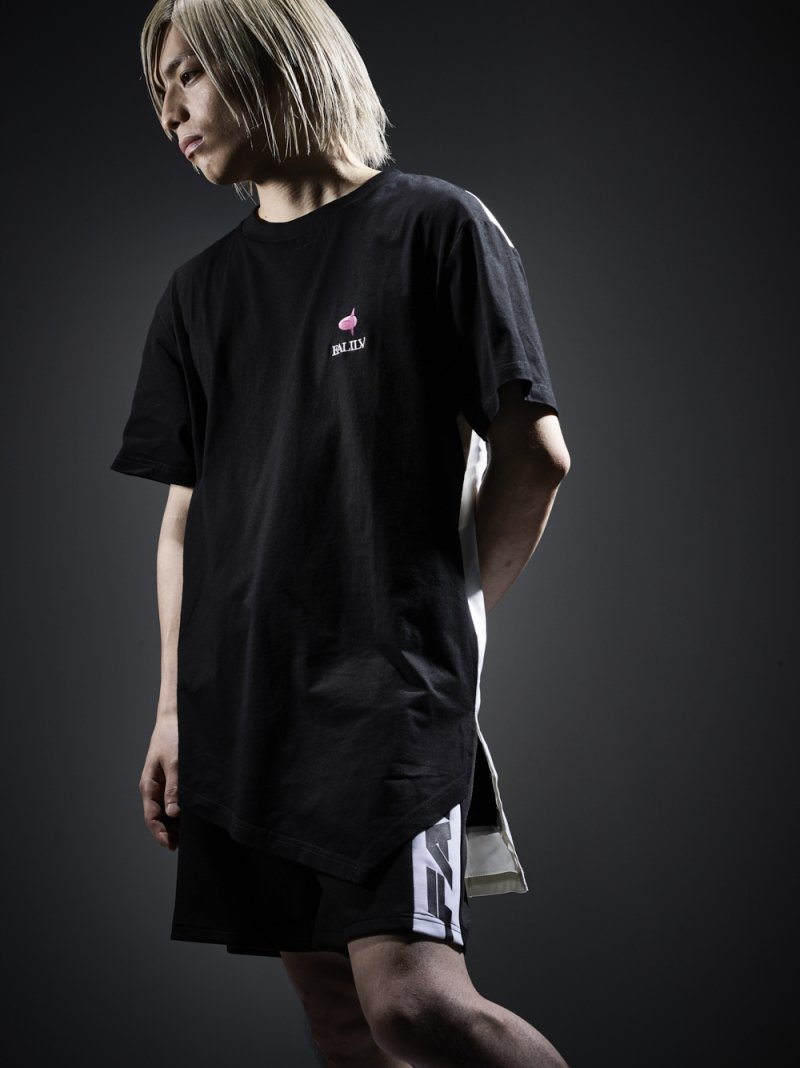 2018 SUMMER CUTTING LONG S/S TEE (B-WHITE)
