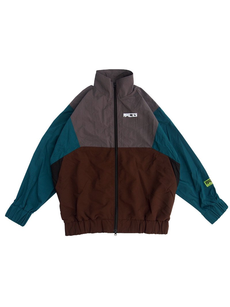 2020 SPRING OVERSIZED TRACK JACKET (MULTI)