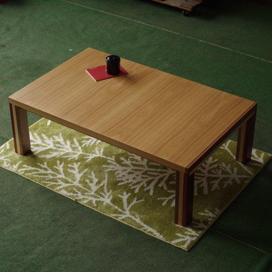 CUERO クエロ 120 テーブル Takatatsu ナラ 北欧テイスト クエロ リビングテーブルとしても使えます。脚までこだわりました  国産 タカ…
