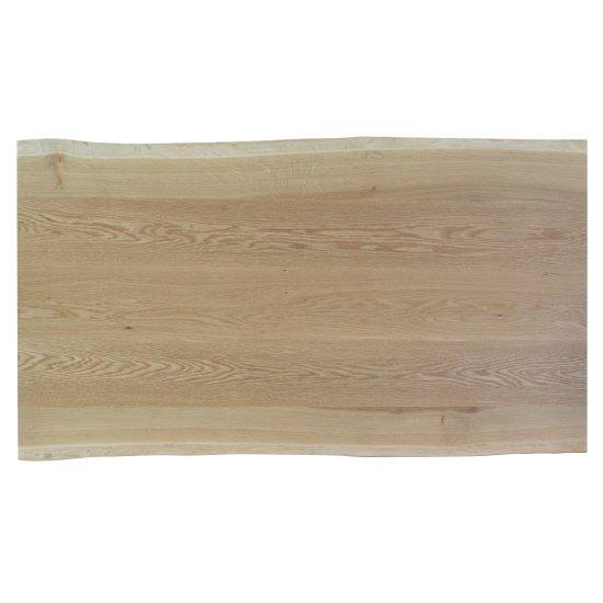 Muku NARA むく なら 120 ローテーブル Takatatsu ナラ無垢ハギ 皮付き自然型 国産 タカタツ