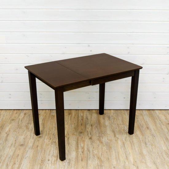 天然木 コンパクトサイズ エクステンションテーブル size:約60cm~90cm ライトブラウン/ダークブラウン オーク突板張 伸張タイプテーブル  …
