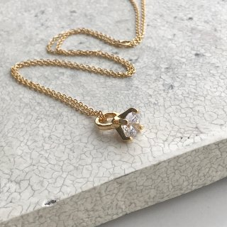 toy jewel necklace † gold