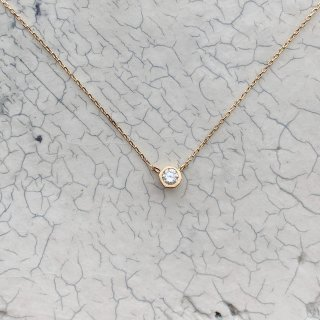 <img class='new_mark_img1' src='https://img.shop-pro.jp/img/new/icons8.gif' style='border:none;display:inline;margin:0px;padding:0px;width:auto;' />K18YG mini teacup diamond † necklace