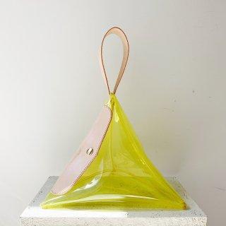 clear triangle † lemon