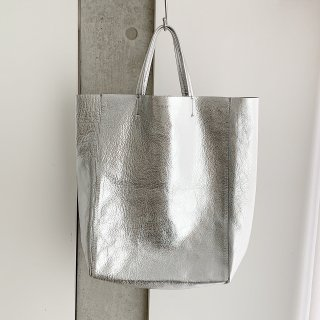 day tote † silver(9月中旬以降お届け)
