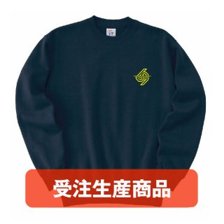 [受注生産商品] OFFICIAL LOGO SWEAT