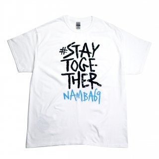 <img class='new_mark_img1' src='https://img.shop-pro.jp/img/new/icons5.gif' style='border:none;display:inline;margin:0px;padding:0px;width:auto;' />#STAYTOGETHER TEE