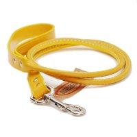 犬用 革 ラウンド型 ロープ リード リーシュ Auburn オーバーン 海外直輸入