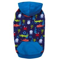 Under The Sea Dog Pullover - Blue<img class='new_mark_img2' src='https://img.shop-pro.jp/img/new/icons20.gif' style='border:none;display:inline;margin:0px;padding:0px;width:auto;' />