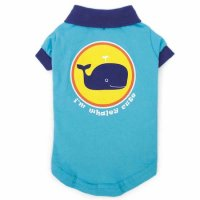 Whaley Tales SPF40 Dog Polo Shirt<img class='new_mark_img2' src='https://img.shop-pro.jp/img/new/icons20.gif' style='border:none;display:inline;margin:0px;padding:0px;width:auto;' />