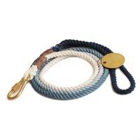 犬用 ロープ リード リーシュ Found My Animal ファウンド マイ アニマル インディゴ オンブレ 海外直輸入