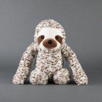 犬用おもちゃ ぬいぐるみ ナマケモノ2トーン ブラウン NANDOG ナンドッグ 海外直輸入