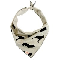 Bandana - Fido <img class='new_mark_img2' src='https://img.shop-pro.jp/img/new/icons20.gif' style='border:none;display:inline;margin:0px;padding:0px;width:auto;' />